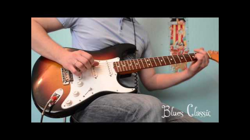 Blues Classic Alexander Pribora Hand Made Scatter Wound Pickups