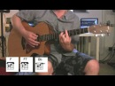 Don't Stop Me Now , Acoustic with original vocal track, How to play Queen