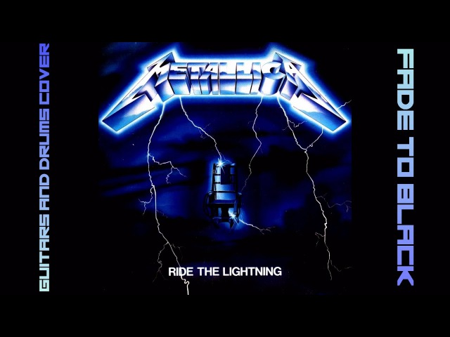 Metallica Fade To Black Cover Ковер 12 years old 12 лет