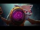 Marvel's Rocket Raccoon Groot Animation Test Trailer by Arnaud Delord