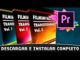 Descargar e Instalar FilmImpact Transition Versión 1, 2 y 3 (Gratis y Completo)