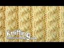 Cross Stitch | Mock-Cable Rib