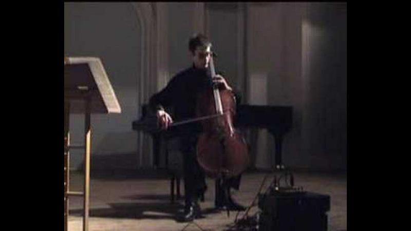 E Ysaye sonata for cello solo 2 3 4 m