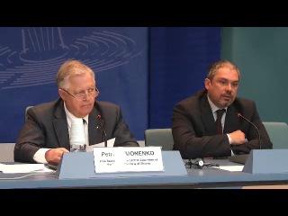 П Симоненко о нарушении прав граждан Украины. В Украине закона больше нет!