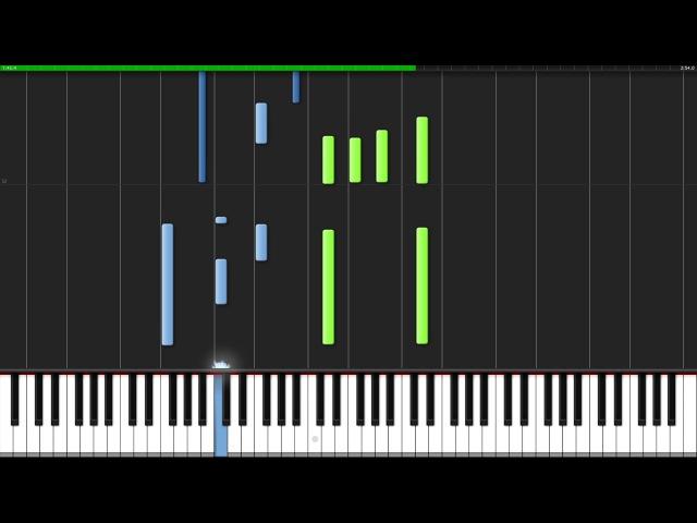 Far Horizons - The Elder Scrolls 5: Skyrim [Piano Tutorial] Torby Brand