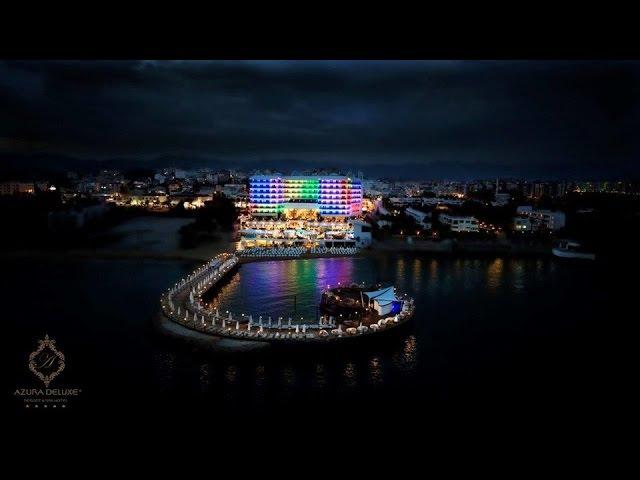 Azura Deluxe Resort Hotel SPA 2016 PARTİ