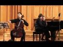 Grieg cello sonata. Oybek Imamov