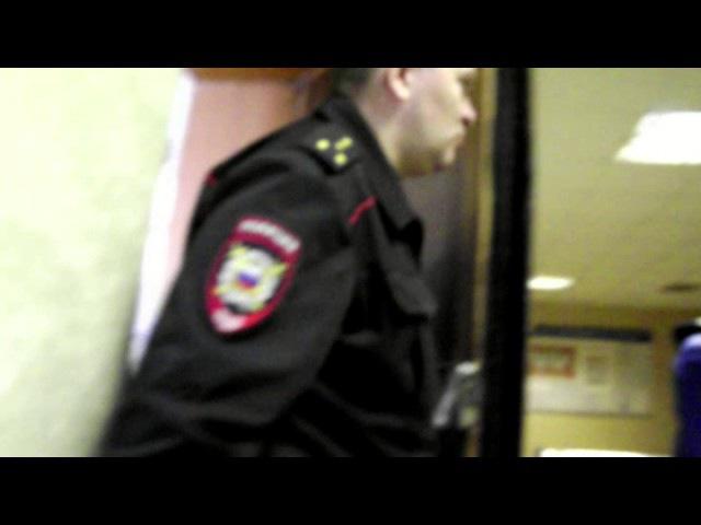 запрет видео в полиции 19 3 КОаП РФ