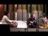 Nishat Khan &amp Zakir Hussain in Calcutta - Part 2