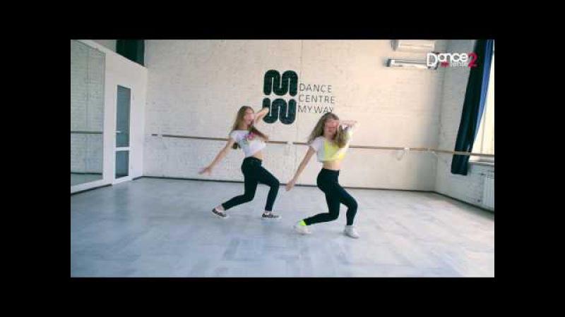Dance2sense: Teaser - Monatik - Kruzhit - Viktoriia Vernik