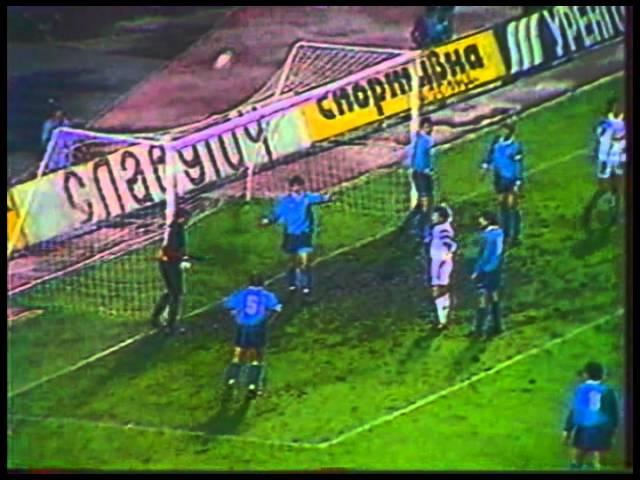 КУЕФА 1992/1993. Динамо Киев - Андерлехт Брюссель 0-3 (04.11.1992)