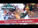 Paladins - Welcome to Season 1