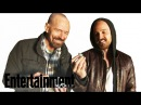 Breaking Bad's Bryan Cranston Aaron Paul Reveal What's in the Meth on Set | Entertainment Weekly