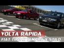 FIAT TEMPRA TURBO X TIPO SEDICIVALVOLE X STILO ABARTH VR C RUBENS BARRICHELLO 85 ACELERADOS