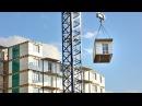 Модернизированная технология рекордно быстрого строительства доступных многоэтажек