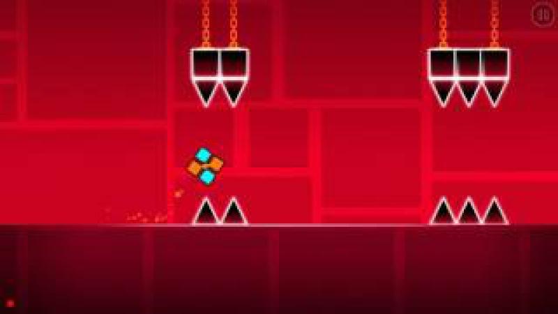 Neket и MrExtrem играют в Geometry Dash