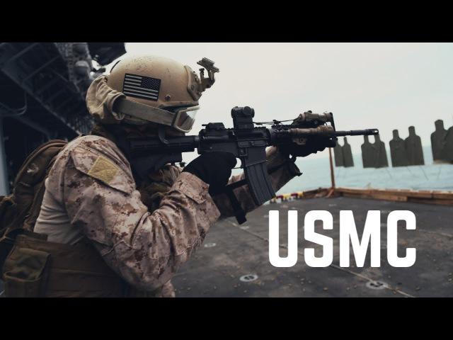 Корпус Морской Пехоты США • USMC • United States Marine Corps