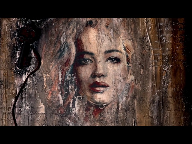 Decoupage Tutorial Image Transfer on Canvas - Μεταφορά Εικόνας σε Καμβά - Diy Step By Step