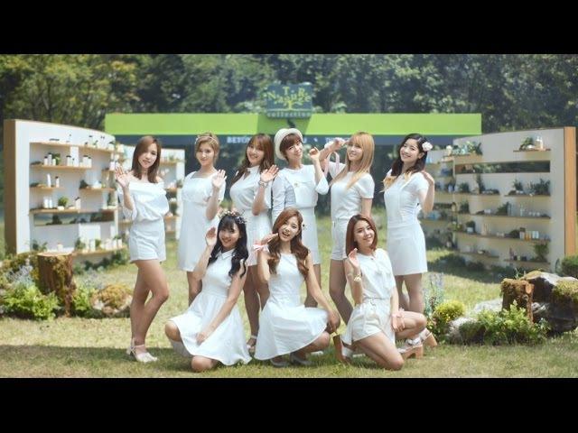 [네이처컬렉션] 트와이스 뮤직비디오 (MV)