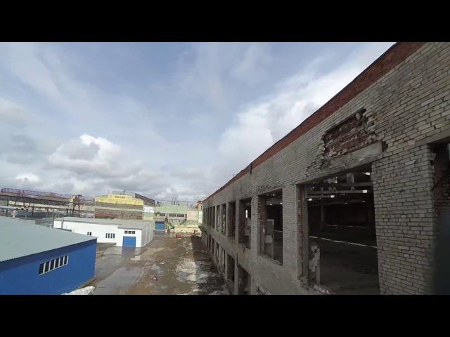FPV Пермь, Заброшенных цех гальваники Велта 06-05-2017