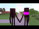 The Enderman life Minecraft animation