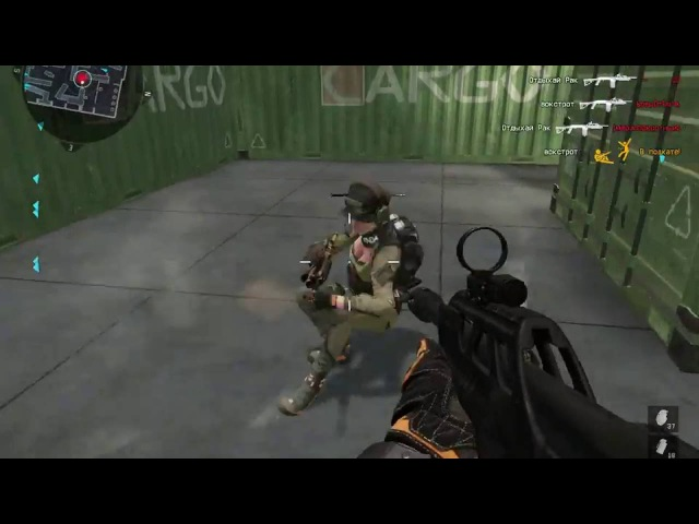 Warface: Будни новичка дробовик Sidewinder Venom на Ангаре 2.0