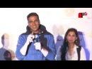 Akshay Kumar and Twinkle Khanna at the trailer Launch of the film 'Kaul Manacha'