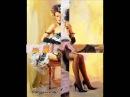 Робертино Лоретти Владимир Трошин О, голубка моя!на фоне картин красивых женщин