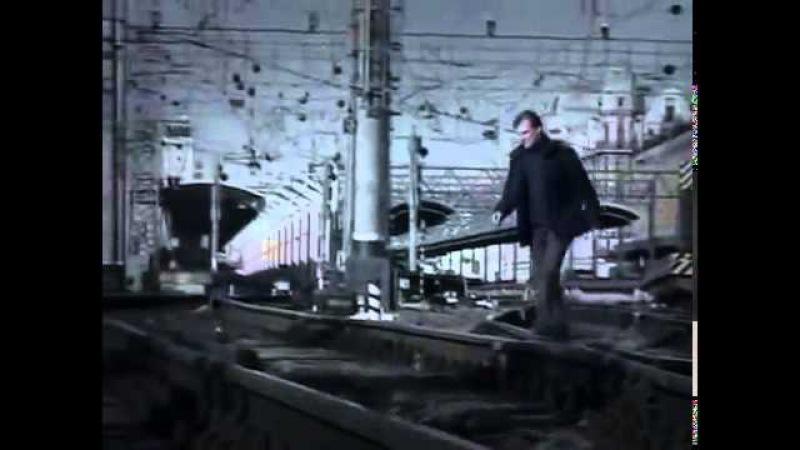 Попытка к бегству (1 серия из 8) Детектив. Криминальный сериал