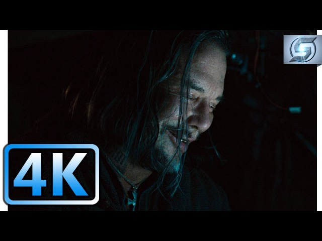 Vanko Opening Scene | Iron Man 2 (2010) | 4K ULTRA HD