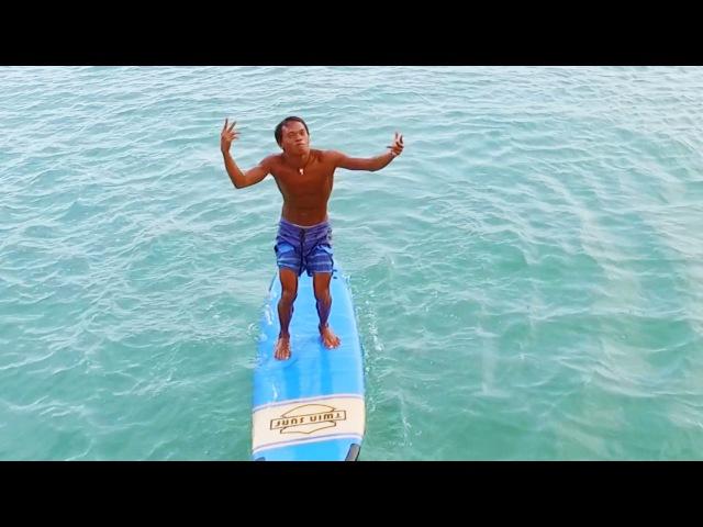 Бали 2. Грибы. Серфинг с воздуха. Храм. Гигантская летучая мышь