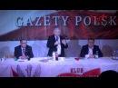 Jarosław Kaczyński XI Zjazd klubów Gazety Polskiej