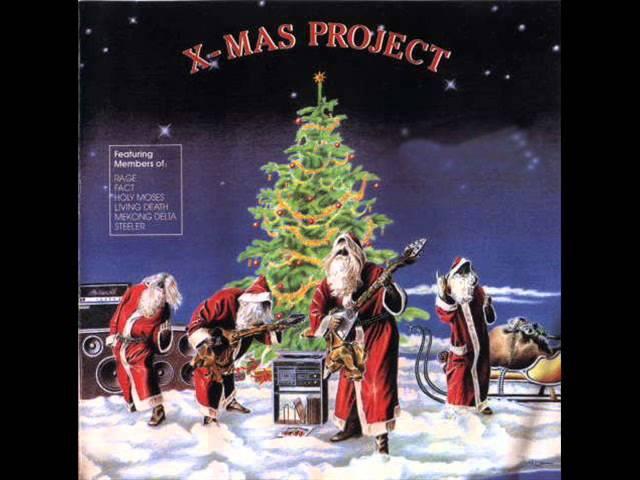 X-Mas Project - Navidad Metalica (Full album)