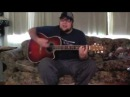 Lady Gaga - Bad Romance Acoustic Cover by Steve Glasford