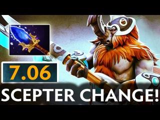 PATCH UPDATE Dota 2 | Magnus SCEPTER CHANGE!