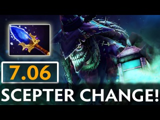 PATCH UPDATE Dota 2 | Dazzle SCEPTER CHANGE!