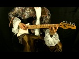 Bach's Cello Suite No.1 Prelude performed on electric guitar by Classicals Rocked