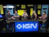25 июля  Интервью Камилы, Лили и Кей Джея для IGN.
