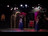 Amira i Nadiya Bellydance - megance, Oriental Dreams Festival 2015 1990