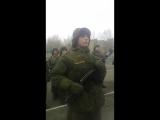 Ну,вот я в армии,блин!