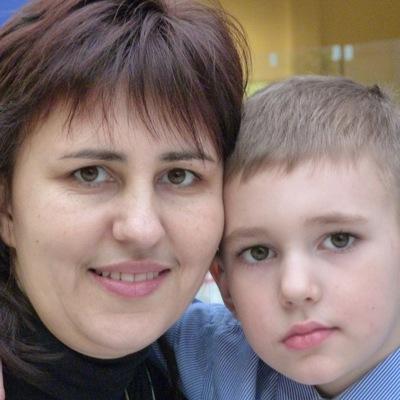 Оксана Голкова