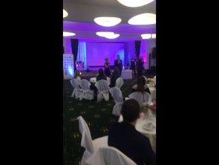 Свадебная выставка Westwedding. Ресторан Геркулес,выступает Алексей Топал, Добро пожаловать:)