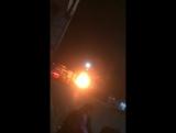 Взрыв заправки на ул. Булача г. Махачкала