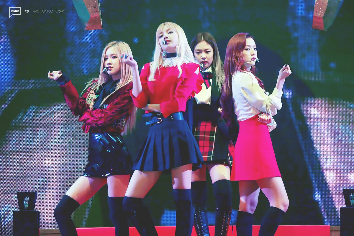 Pannchoa What Was Your Favorite Stage Outfit For Blackpink