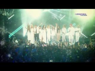 Звезды feat. Chinkong - Новый год с новой строчки (HD Премьера клипа)