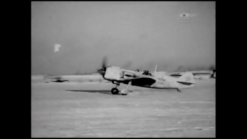 Истребители ВВС РККА и РККФ 1939-1945 Грозовые годы