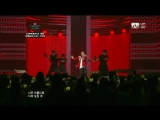 TAEYANG - You're My + I Need a Girl + Just a Feeling 2010.07.01 Mnet M!Countdown