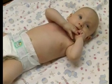 Система дыхания детей раннего возраста © The system of breathing in young children