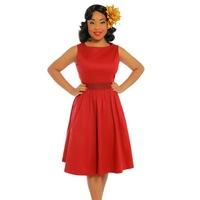 18cd27e3bb4 Ретро платье в стиле 50-х Одри Хепберн