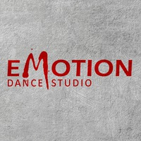 """Логотип Танцевальная студия """"eMotion"""" / Самара"""